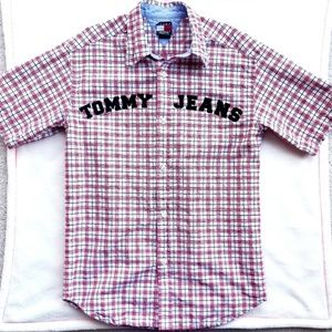 TOMMY HILFIGER Tommy Jean's Button Down Shirt